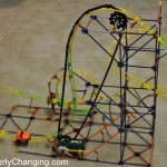 Giveaway: KNEX STEM Explorations Roller Coaster