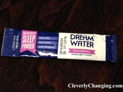 Dream Water review