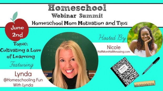 Lyda from Homeschooling with Lynda