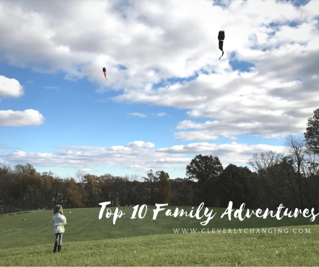 Kite Flying Our Top 10 Family Adventures