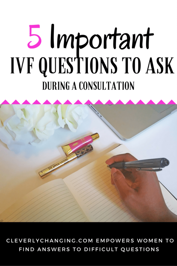 Questions to Ask During an IVF Consultation