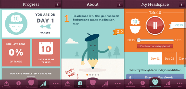 5 Best Android Apps to improve your physical and mental well being