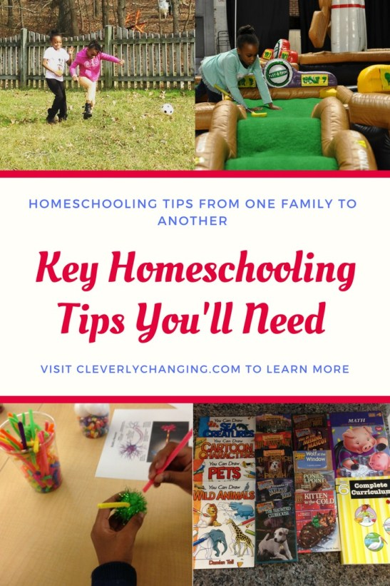 Key Homeschooling Tips You'll Need