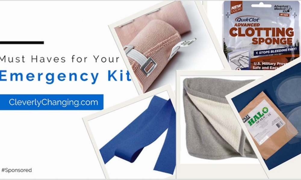 Must Have items for Your Emergency Kit
