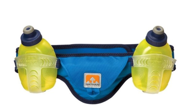 Nathan 4619NUL Speed 2 Hydration Blue Belt, Large