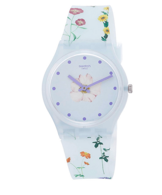 Swatch GS152 Countryside Pistillo Women's Blue Dial Watch