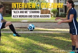 Interview and giveaway for Alex and Me