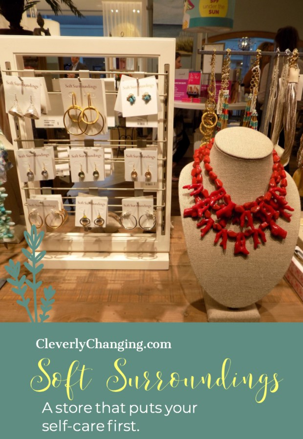 Jewelry at Soft Surroundings