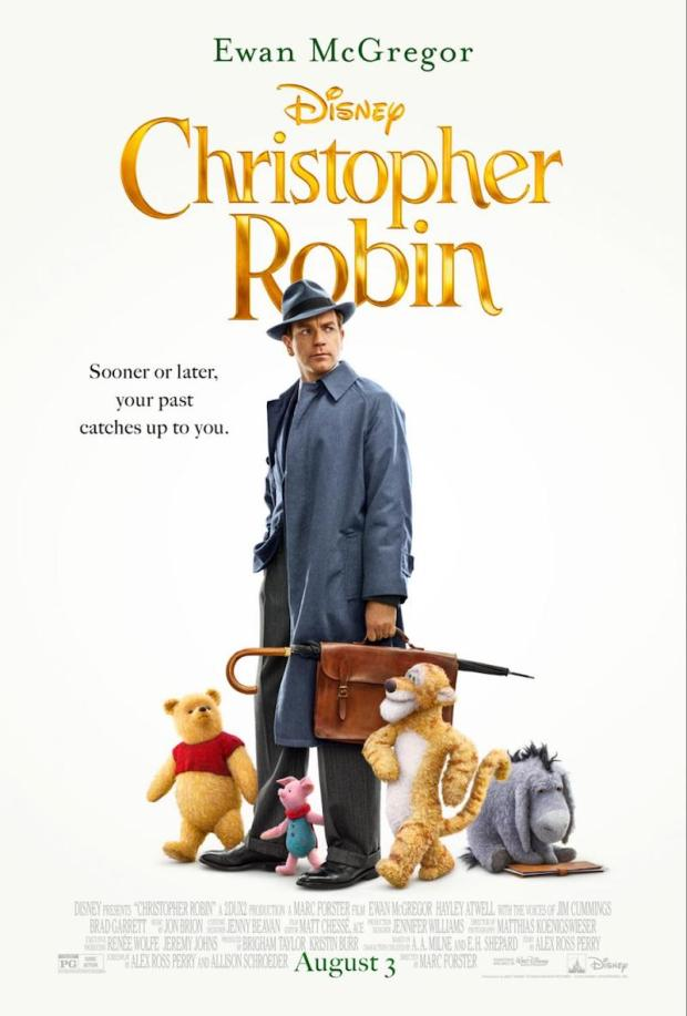 Disney's Christopher Robin Movie Premiere find out what's happening live