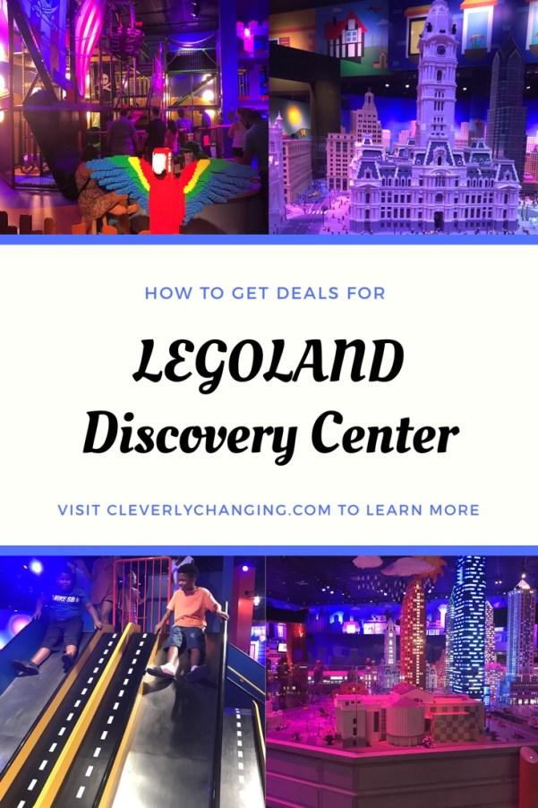 How to get deals for Legoland
