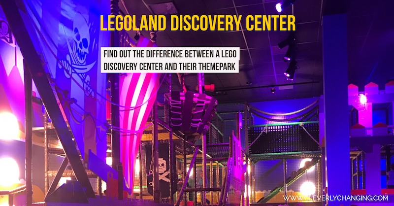 Fun Things To Do With Kids: LEGOLAND Discovery Center in ...