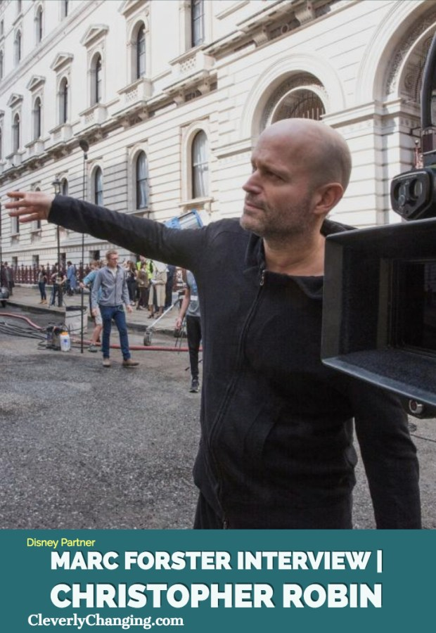 Marc Forster Directs Christopher Robin click to read the full interview