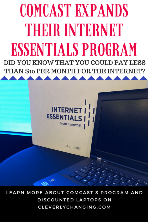 Comcast Internet Essential Programs Expands, find out if you're elegible to pay less than 10 dollars per month