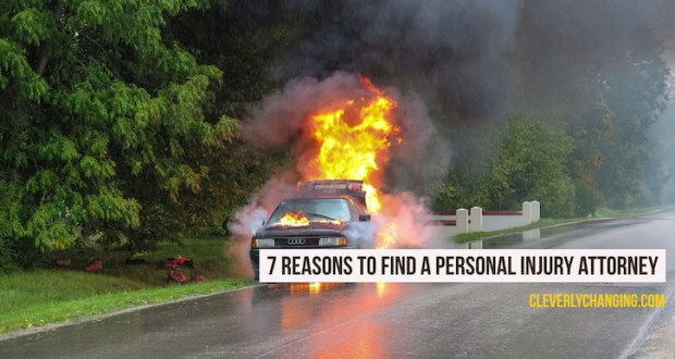 7 Reasons to Find a Personal Injury Attorney
