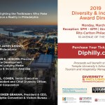 Get Your Tickets for the 2019 Diversity & Inclusion Conference Philadelphia