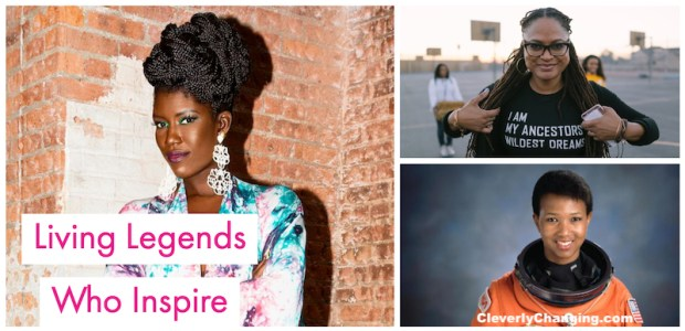 Living African American Women Who Inspire Mae Jemison Bozoma Saint John and Ava Duvernay