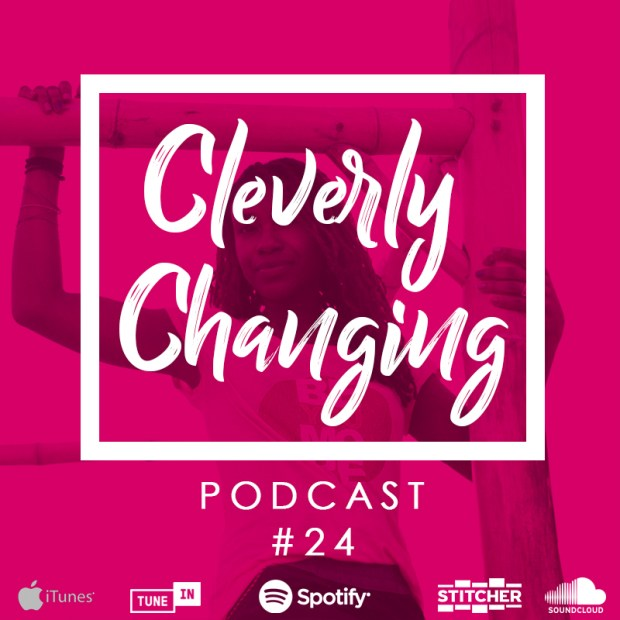 Unschooling with Akilah S. Richards on the Cleverly Changing Podcast