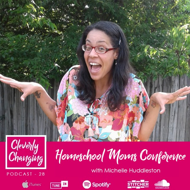 Learning more about homeschooling by signing up for the Homeschool Moms Conference   the Cleverly Changing Podcast Episode 28 *Bonus* #homeschool #homeschoolshedule #homeschooling