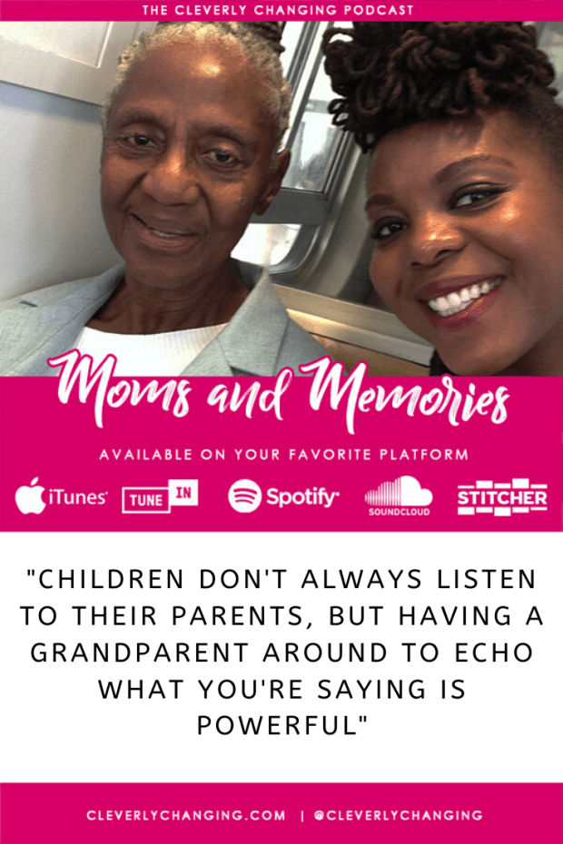 Moms and Memories | Lesson 32 of The Cleverly Changing Podcast