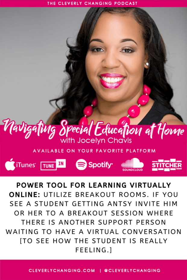 Navigating Special Education at Home with Jocelyn | Lesson 36