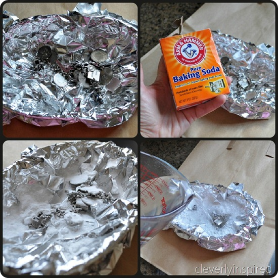 Home made cleaners: (silver jewelry cleaner) - Cleverly ...