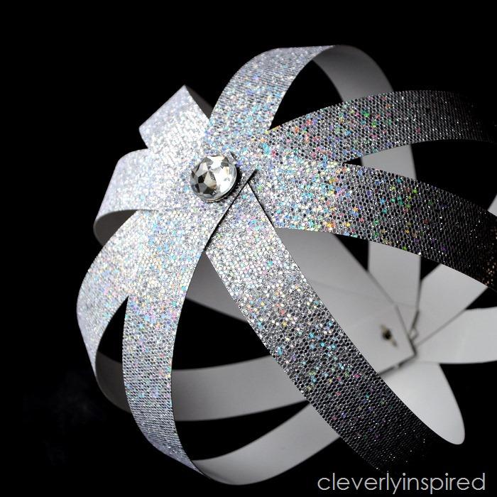DIY New Year's Eve ball  (4)