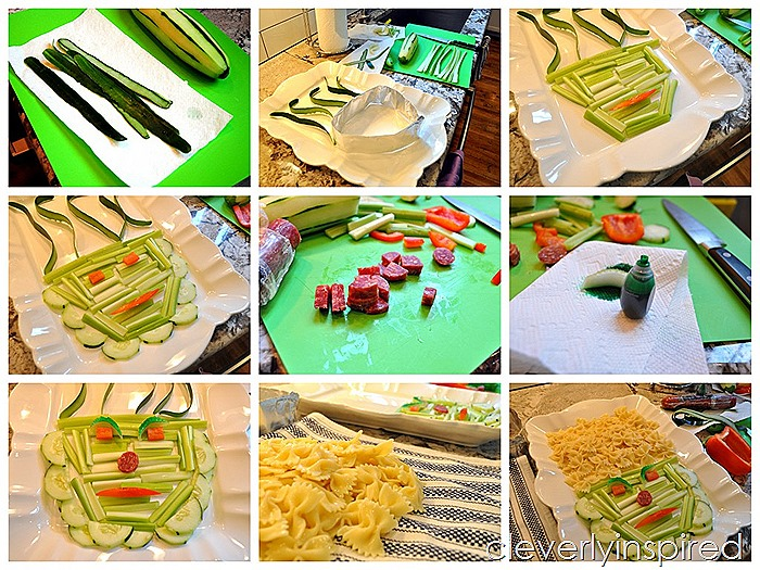 Halloween Party Food @cleverlyinspired (11)
