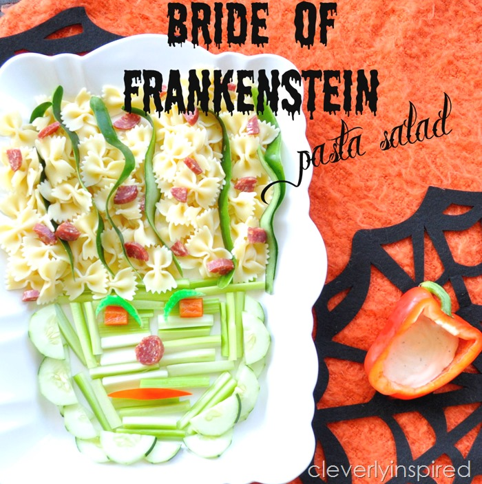 Halloween Party Food @cleverlyinspired (8)