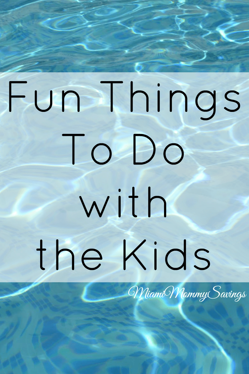Fun things to do with the Kids in Miami  Cleverly Me