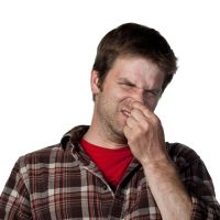 How do I stop the stinky smokey smell coming from my ...