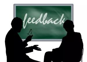 Coaching und Beratung Feedback 1