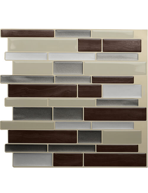peel and press tile backsplash
