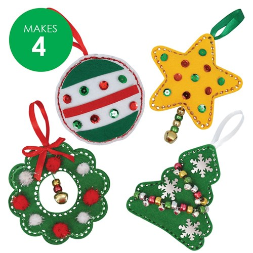 christmas ornaments sewing # 23