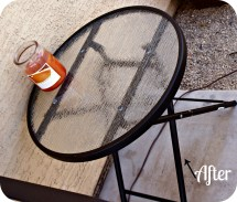 Memorial Day Backyard Mini Makeover With Decor And Furniture