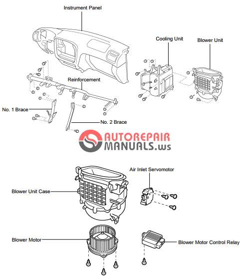 Toyota 2007 Prius Factory Repair Manual Free Download