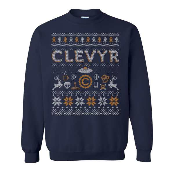 Christmas Sweater Front