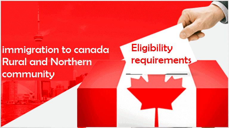 Inmigración Canada Programa Piloto De Inmigración De Las Comunidades Rurales Y Del Norte Clework