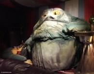 Jabba the Hut decoration