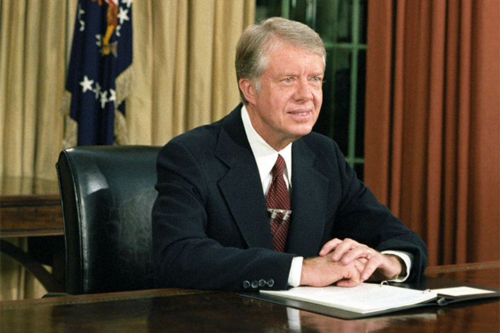 Jimmy Carter's Head Injury: Emblem of Impending Health ...