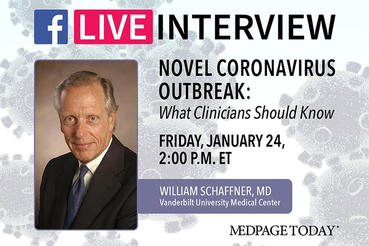 FB Live: Novel Coronavirus Outbreak   MedPage Today