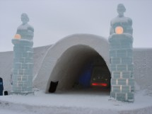 Snow Castle Ice Hotel Fans Of Finland