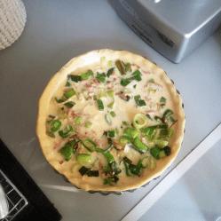 Clheureduthe - tarte aux poireaux 3