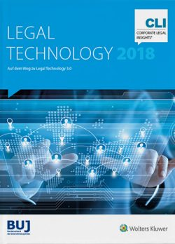 Legal Technology Report 2018