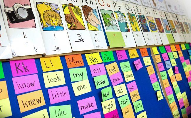In The Classroom Children S Literacy Initiative