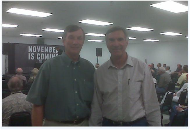 GOA: On the Campaign Trail in Arkansas