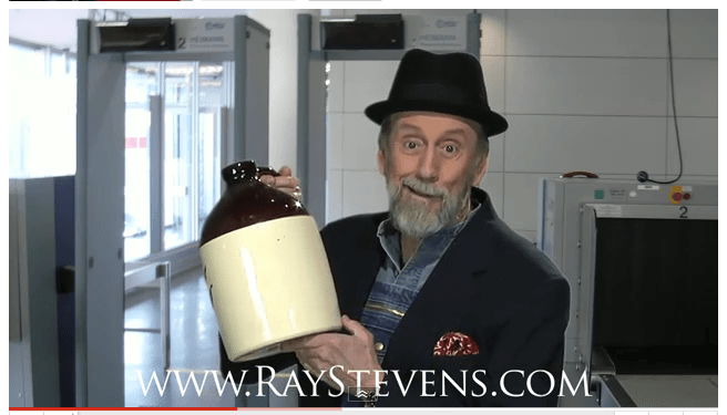 Ray Stevens - The Skies Just Ain't Friendly Anymore