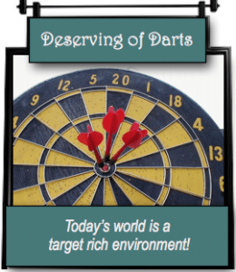 Deserving of Darts – Again – Jeff Fortenberry's Vote on Spending Cuts
