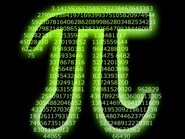 Happy Pi Day 2011