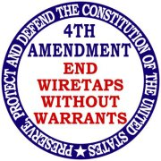 End Wiretaps Without Warrants — 4th Amendment Event in OKC