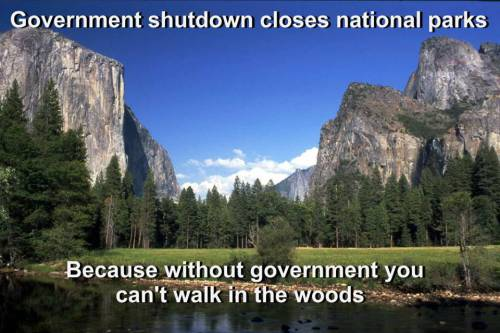 Government Shutdown Worse than We Thought…